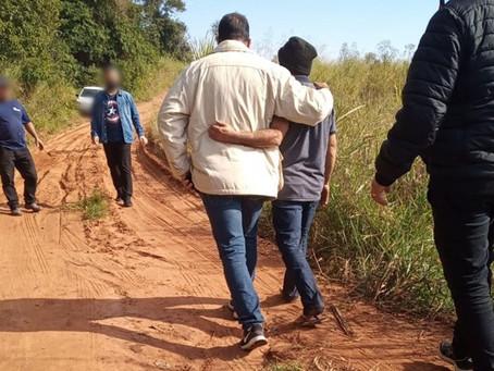 Morador de Tapejara que estava desaparecido é localizado