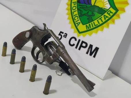 Durante tentativa de abordagem, homem saca arma e é morte pela PM em São Tomé