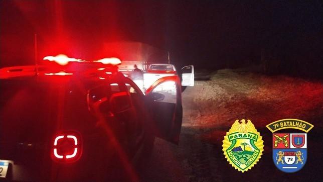 Quadrilha invade residência em Cruzeiro do Oeste, roubam Hilux e ao fugir 2 são presos em Tapejara