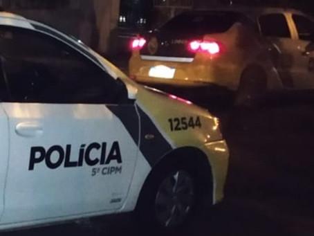 Rapaz de 24 anos tenta invadir galpão da Polícia Civil de Cianorte, mas é contido por segurança