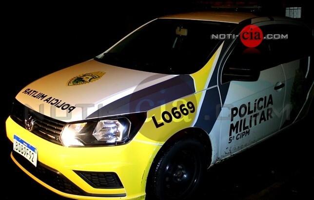 Pane seca salva motorista de ter veículo levado durante roubo na PR-323 em Cianorte