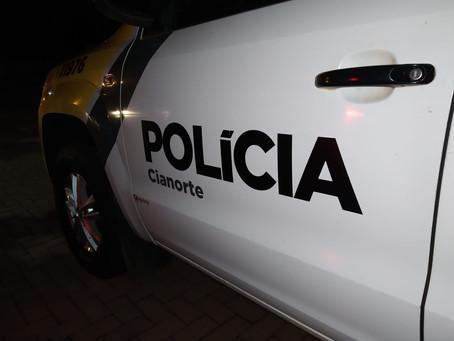 Bicicleta é furtada no inicio da madrugada desta quinta-feira em Cianorte