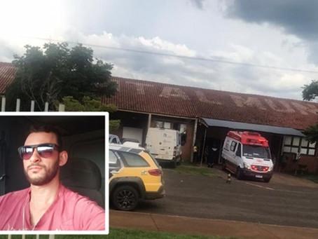 Ex-morador de Cianorte morre ao ser atingido por pilha de telhas durante trabalho em Barboza Ferraz