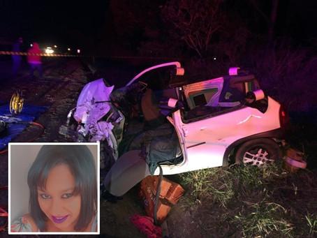 Jovem de 24 anos morre após colidir frontalmente com seu carro em um caminhão na PR-463