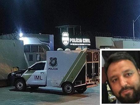 Morador de Iporã é morto por vários disparos de arma de fogo no sítio da família