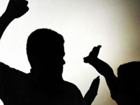 Em visível estado de embriaguez, homem é preso após invadir casa da ex-esposa e agredi-la