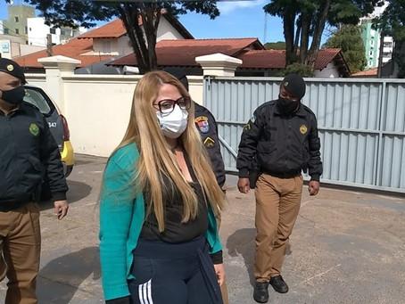 Justiça determina prisão de Patrícia Lopes, acusada de matar marido com 18 facadas