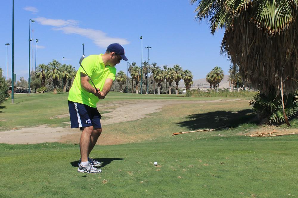 Golf Rancho Mirage Palm Springs Palm Desert California