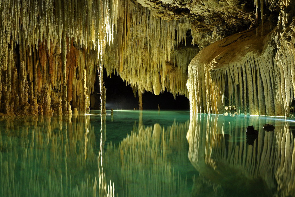"Port Adventure Cozumel:  The Beautiful ""Rio Secreto"" in Riviera Maya"