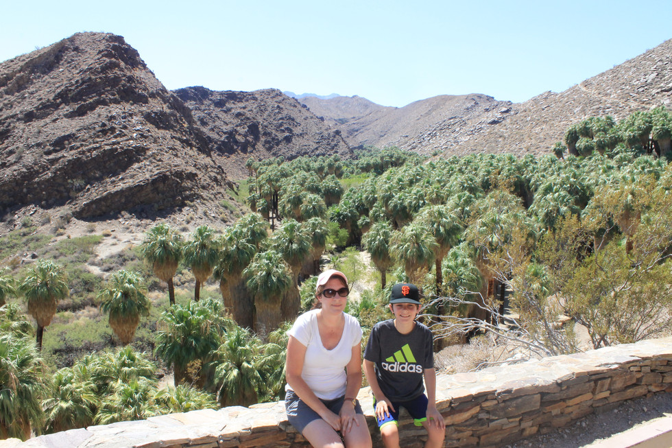 Palm Springs/Palm Desert/Rancho Mirage in AUGUST! (Part 1)