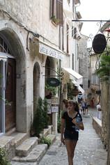 Port of Villefranche: My Son Chose an AWESOME Excursion! St. Paul de Vence