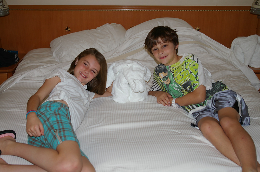 cruise cabin disney kids