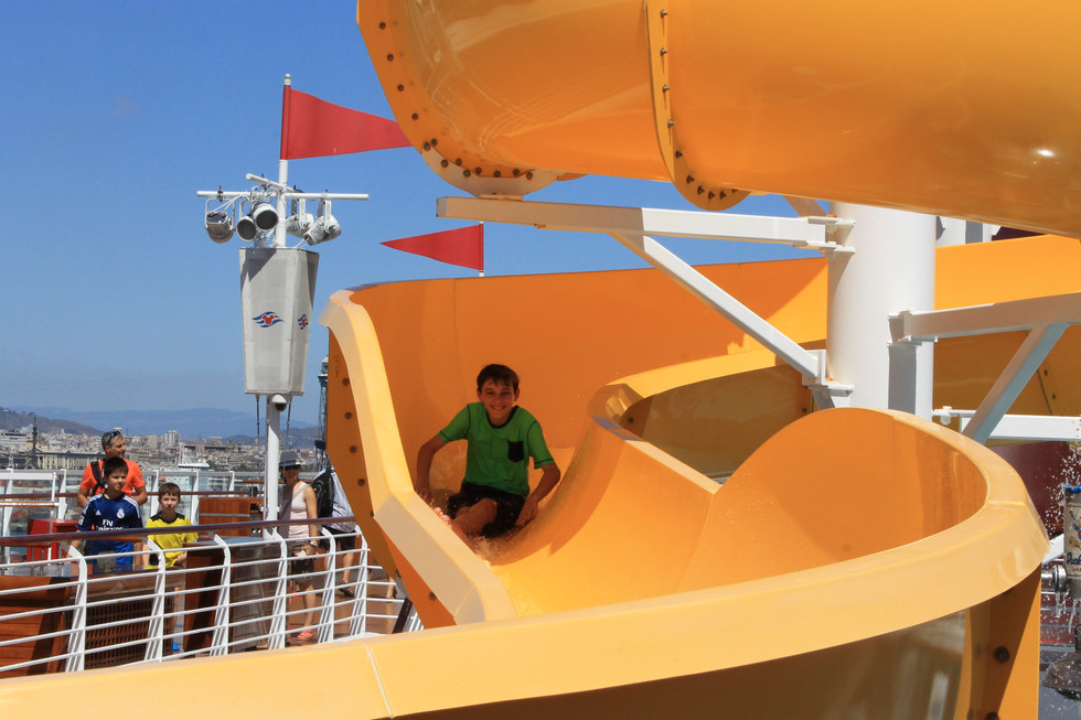 Disney Cruise Odds and Ends: Things your Guide Book Doesn't Tell You