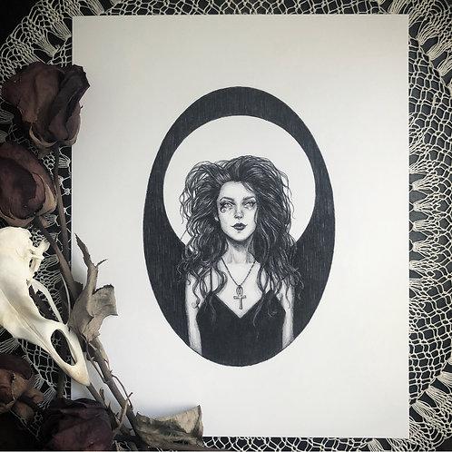 Death - Fine Art Print
