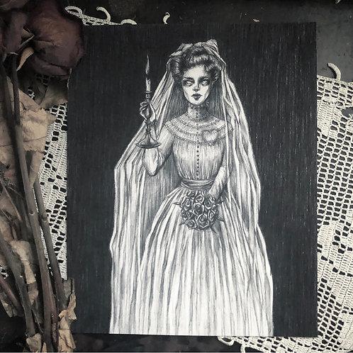 Til Death - Fine Art Print