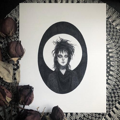 Lydia - Fine Art Print