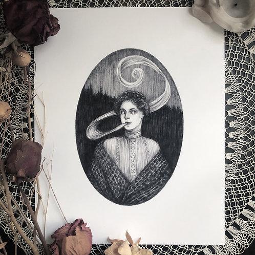 Forest Whispers - Fine Art Print
