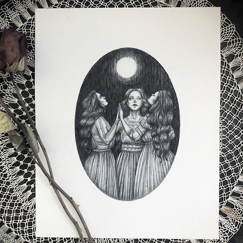 Coven - Fine Art Print
