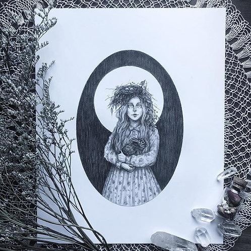Ostara - Fine Art Print