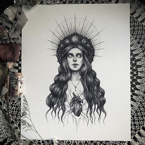 Hecate - Fine Art Print