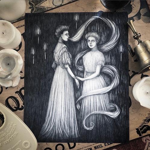 Summoning Specters -  Fine Art Print