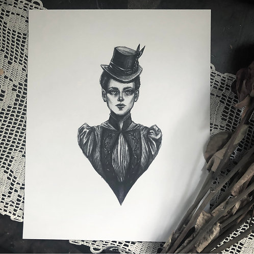 Mina - Fine Art Print
