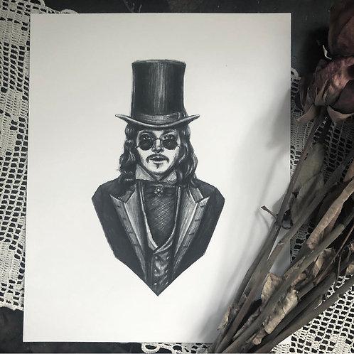 Dracula - Fine Art Print