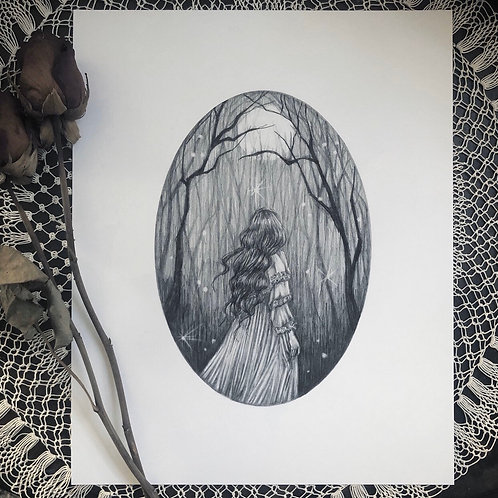 The Forest - Fine Art Print
