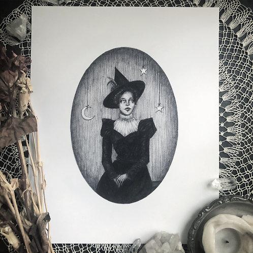 Mable - Fine Art Print