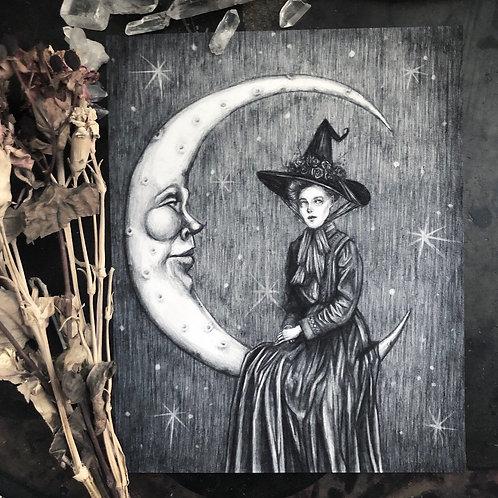 Moon Magick - Fine Art Print