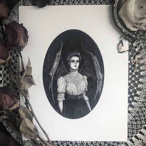 Lilith - Fine Art Print