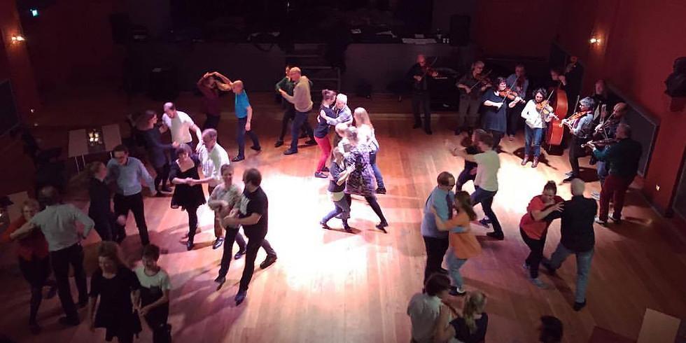 Dansespelling i BLS
