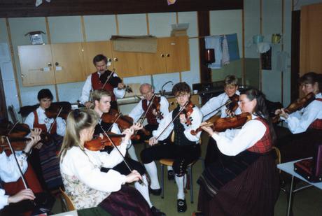 Ruth Marie Blikstad - LK 1990, Nordfjord