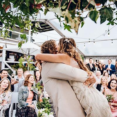 Rido and Marta's Wedding