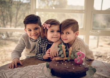 Zosia's 3st Birthday Celebration