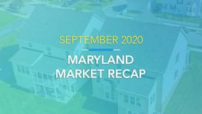 September 2020 Housing Market Recap