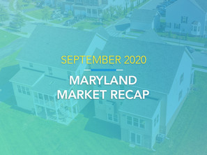 September 2020 Housing Market Recap