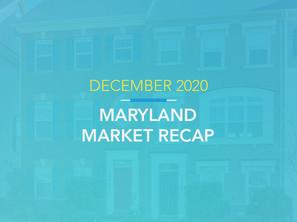 December 2020 Housing Market Recap