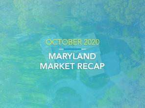 October 2020 Housing Market Recap