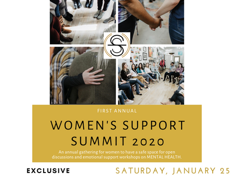 First Annual Women's Support Summit 2020