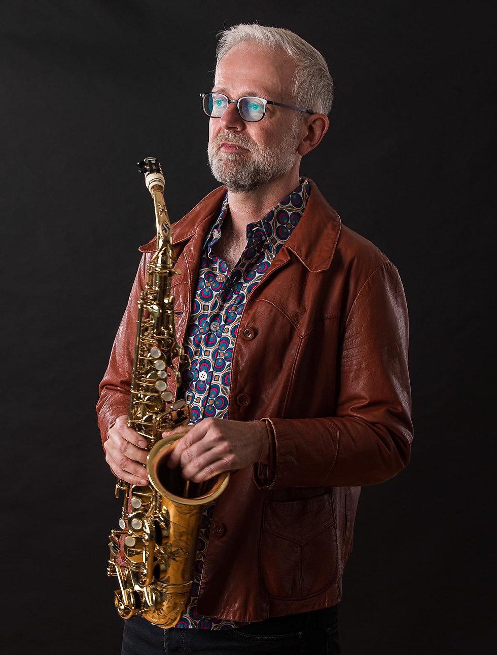 Ulli Juenemann I Saxophonist I Composer