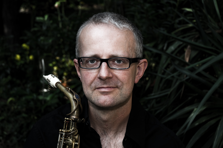 Saxophonist Ulli Jünemann 2016
