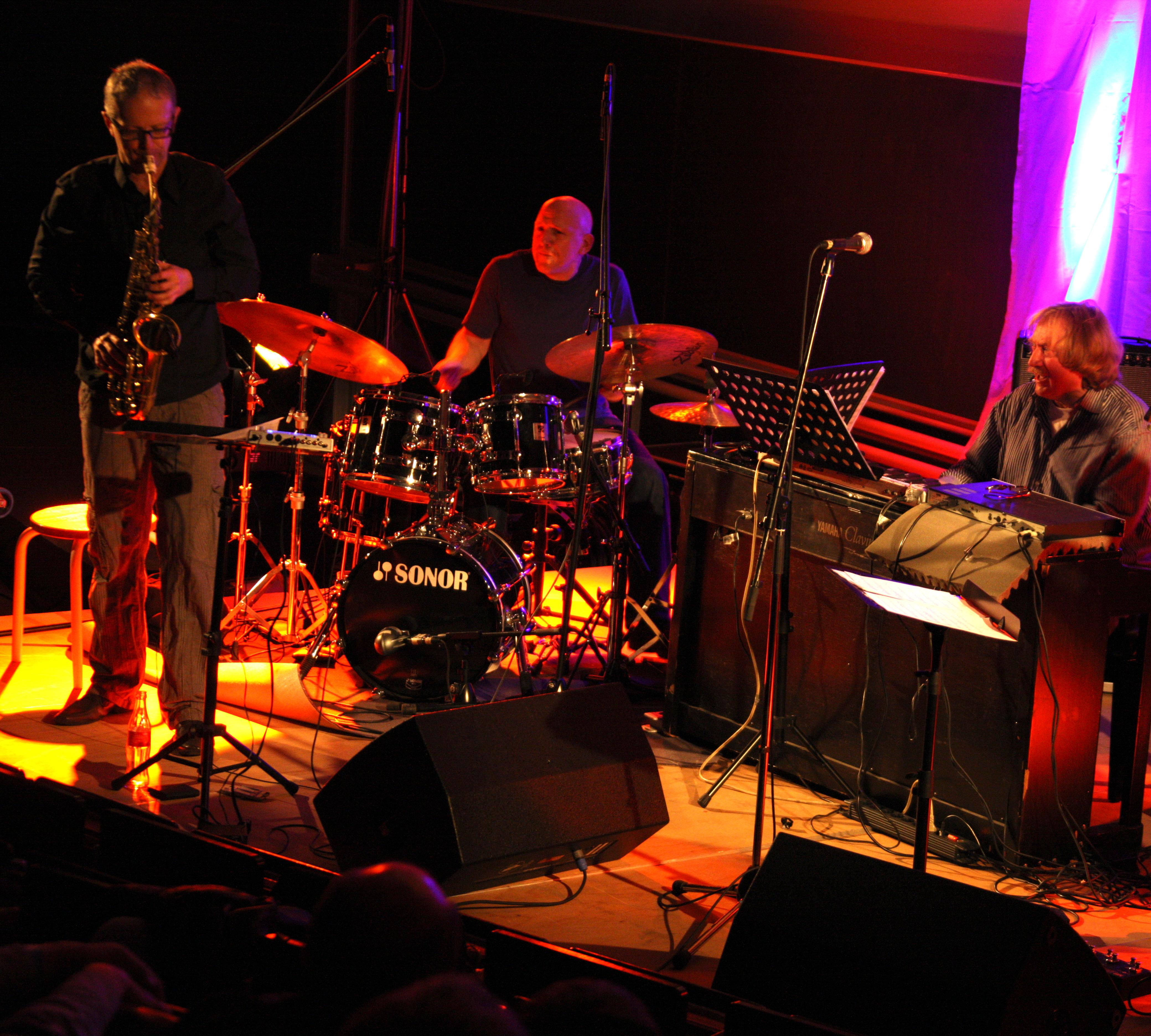Ulli Jünemann Jazz Saxophonist