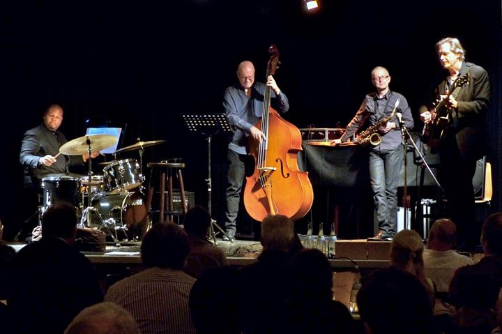 From our last tour with Jeanfrançois Prins, Jay Anderson and Gene Jackson_presenting music from the