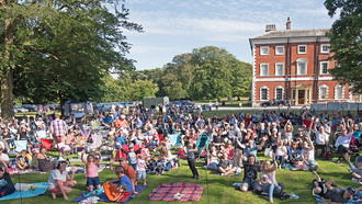 TICKETS GO ON SALE FOR LYTHAM HALL OUTDOOR THEATRE