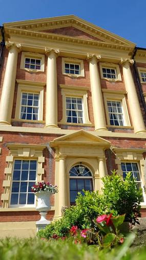 Georgian Hall Closed on Friday