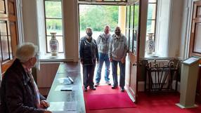 Georgian Hall closed (Friday 30th July 2021)