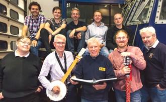 Lytham Shanty Crew added to open air season