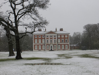 Christmas season at Lytham Hall
