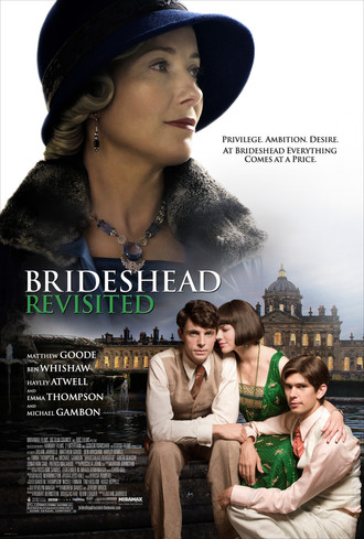 Brideshead Revisited cancelled